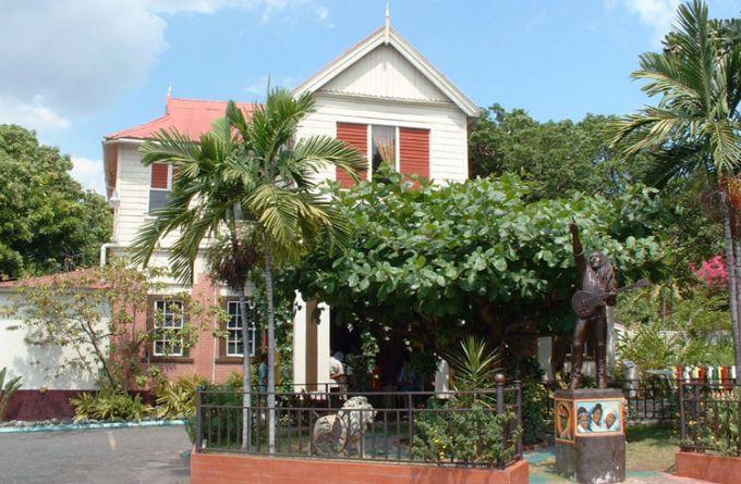 鲍勃·玛利博物馆_金斯顿_牙买加