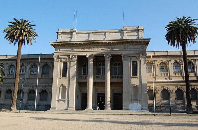 国家自然历史博物馆_圣地亚哥_智利