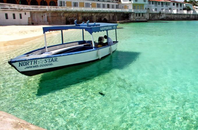 沃尔特·弗莱彻海滩_蒙特哥贝_牙买加