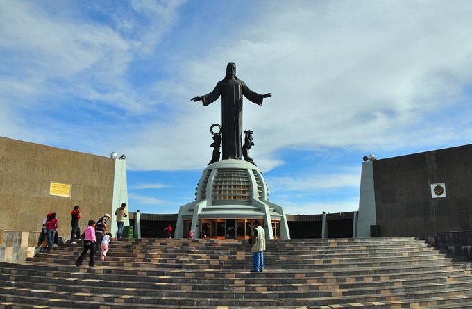 基督山雷伊纪念碑_瓜纳华托_墨西哥