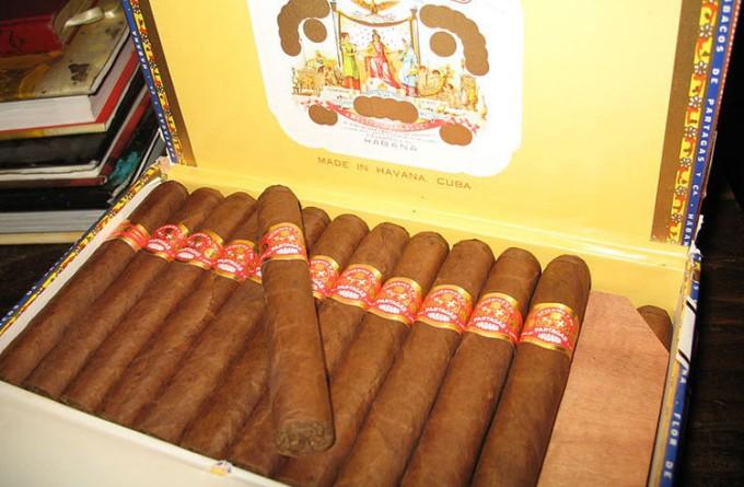 帕塔加斯雪茄烟制作工厂_哈瓦那_古巴