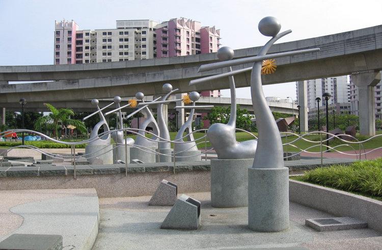 雕塑公园_金斯顿_牙买加