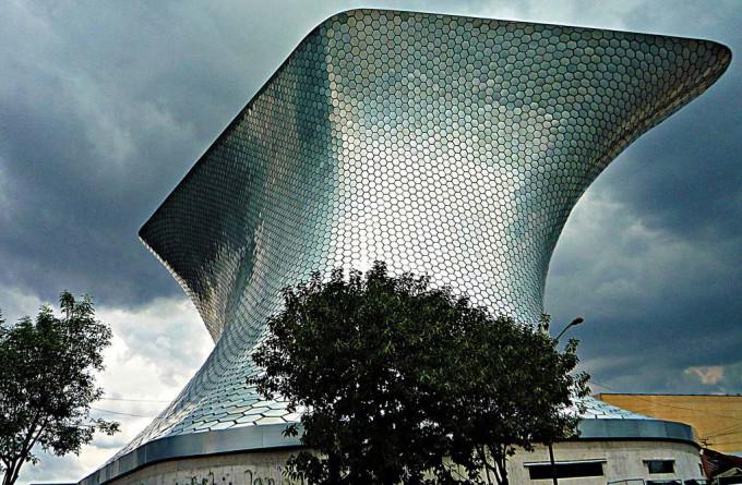 索玛亚博物馆_墨西哥城_墨西哥