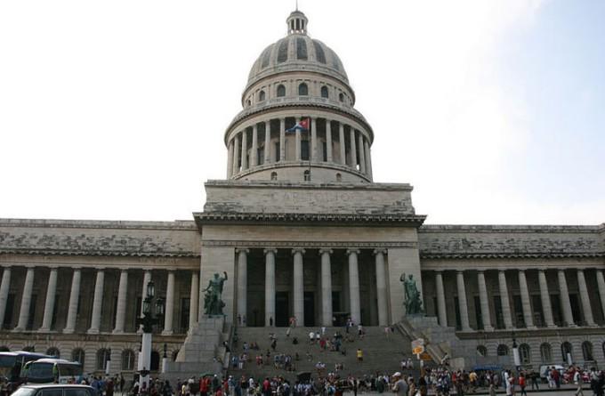 国会大厦_哈瓦那_古巴