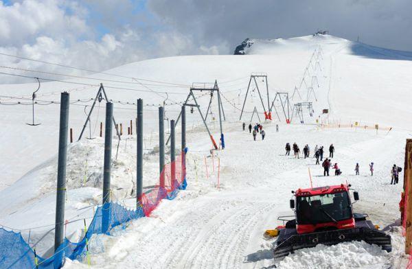 澳大利亚滑雪季节
