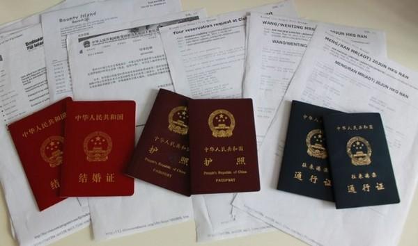 中国公民赴斐济须知
