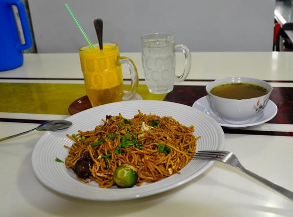 文莱美食:文莱人在饮食嗜好特点
