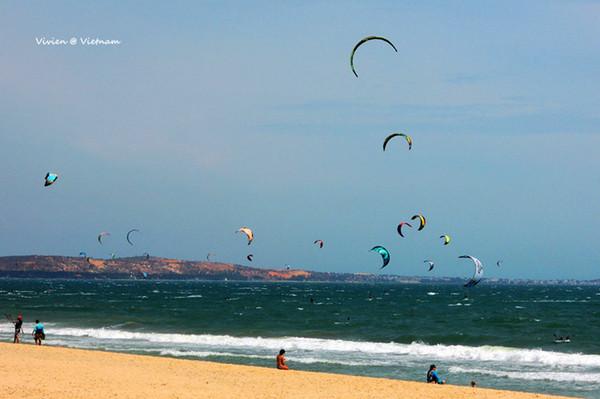 美奈旅游景点介绍:汉罗海滩