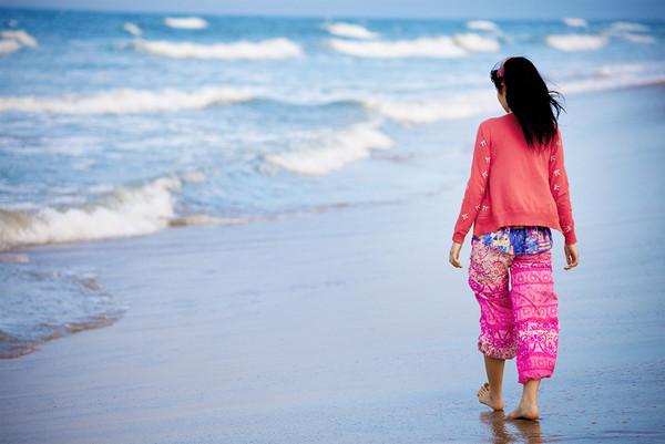 岘港旅游景点介绍:美溪海滩