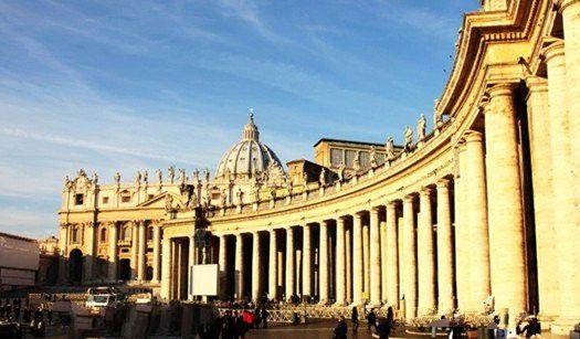 沈阳到梵蒂冈旅游