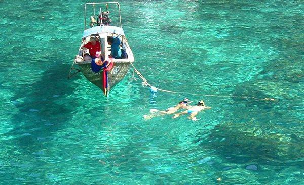 珊瑚岛的气候及旅游旺季
