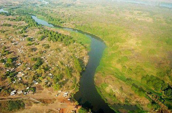 南苏丹的气候