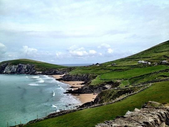 爱尔兰丁格尔半岛