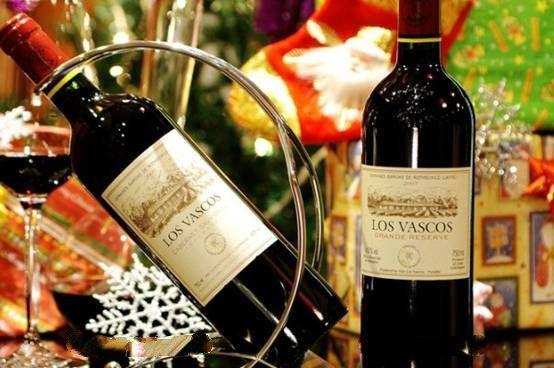 到智利品尝红酒