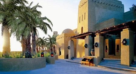 巴卜阿尔沙姆斯沙漠温泉度假村-花儿与少年杨洋入住的迪拜酒店