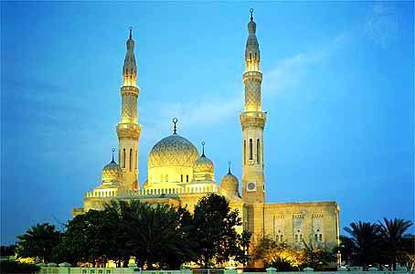 寻访朱美拉清真寺