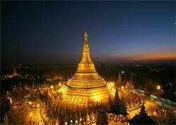 【长沙直航-纵横维桑】缅甸仰光、维桑6天5晚半自助游