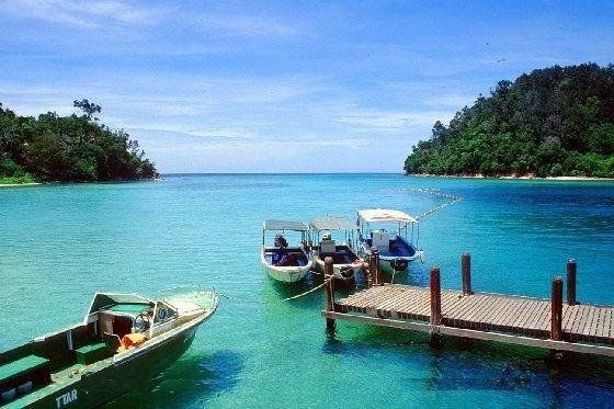 马来西亚浪中岛旅游概况