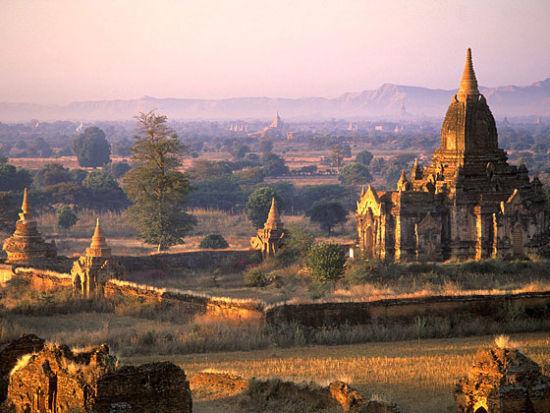 行走缅甸——不得不拥有的经历