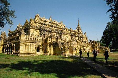 文明古国-缅甸