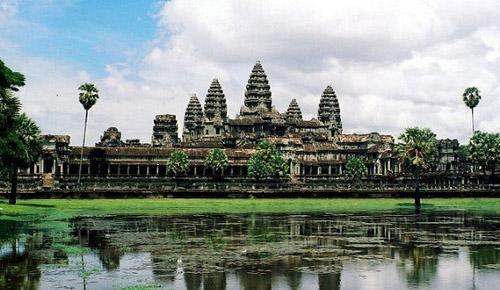 全世界最大十座寺庙