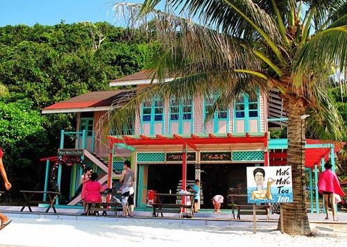 马来西亚热浪岛 跟着电影去旅行