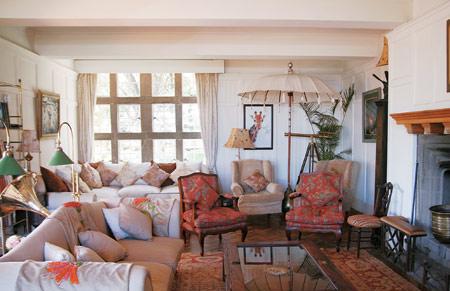 世界十大新奇酒店 肯尼亚长颈鹿庄园