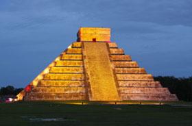 梦回玛雅 探访丛林中的金字塔