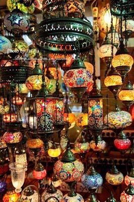 土耳其购物 淘金觅宝尽在大巴扎