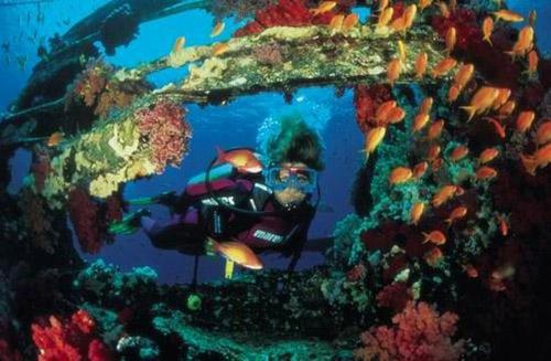 埃及霍尔格达 红海度假的好地方