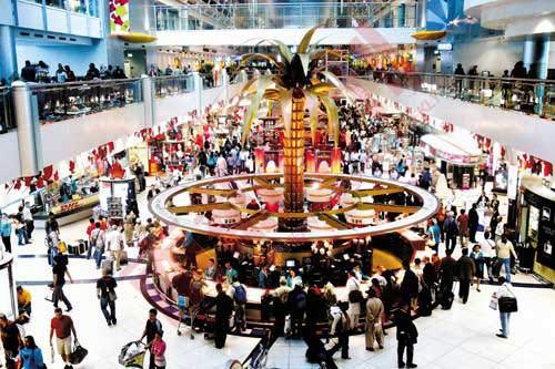迪拜购物之奢侈品扫货乐虎国际官网