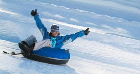 北美三大滑雪度假胜地