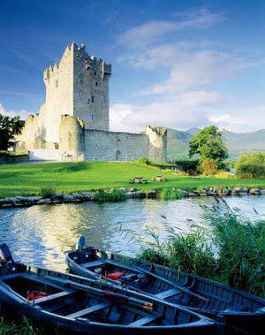 慢享爱尔兰 感受大自然之美