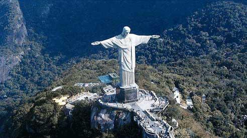 里约热内卢 风情万千的海滨城市