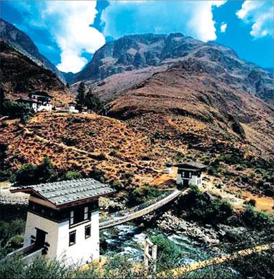 不丹:简单音符组成的动人旋律