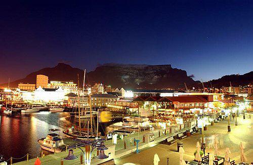 南非世界杯三城 风景比足球更吸引眼球