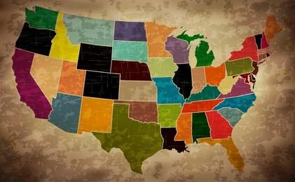 美国属于哪个洲