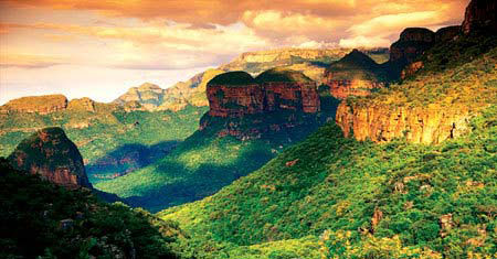 新鲜:南非国家公园散发独特魅力