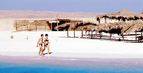 冬季旅游好去处 清凉埃及看沙叹海