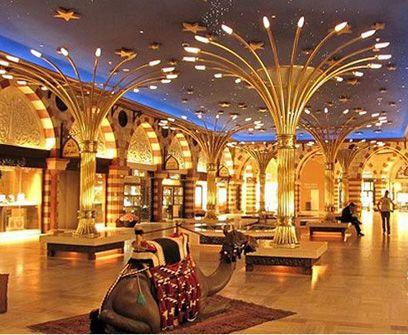 迪拜血拼 14个不可错过的购物地