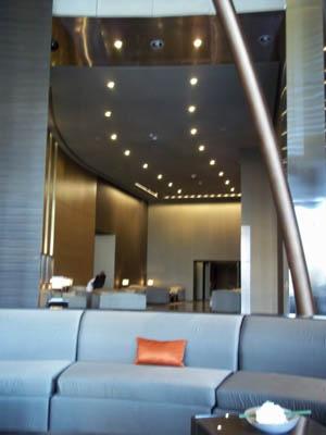 冰冻与热 迪拜全球首个阿玛尼酒店