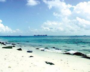 邦咯岛的风景