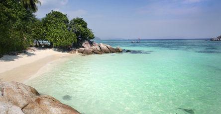 泰国里朴岛 没有汽车的小马尔代夫