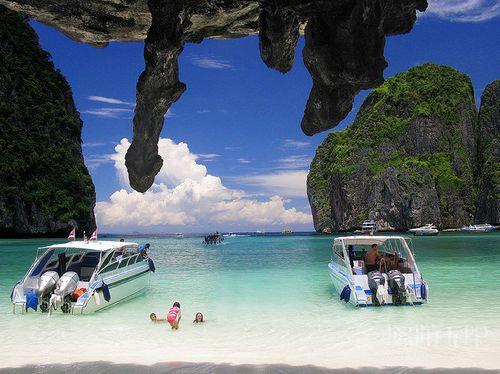 缤纷暑假 在泰国甲米享受悠游假期