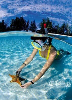 追随加勒比海盗 去欧洲人最爱的度假地