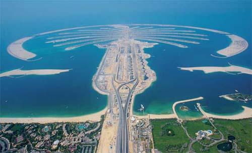 迪拜:稀奇古怪 建筑师的理想天堂