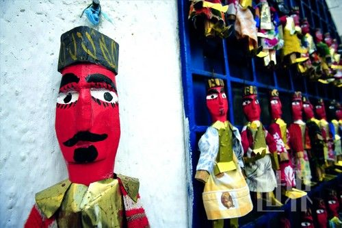 突尼斯购物:特产纪念品有哪些