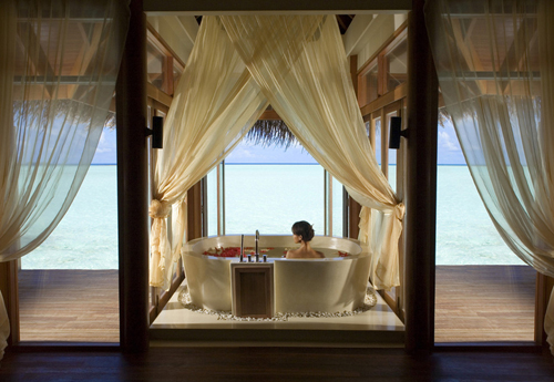 马尔代夫哪个岛最好 马尔代夫酒店图片大全