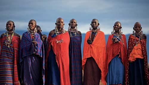肯利亚风土人情