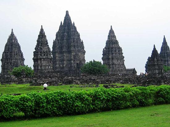 印尼古城日惹 爪哇岛上的神秘诱惑